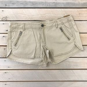 Low rise Hollister shorts